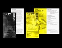 European Media Art Festival No. 31
