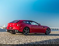 Toys for Boys : Ferrari FF - Hot Wheels Elite