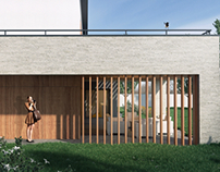 Single family house redevelopment