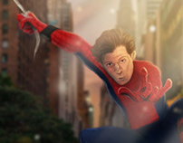 Tom Holland is the Perfect Spiderman