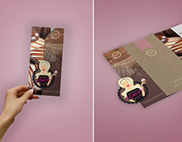 Skinny Blonde Baker: Print Marketing