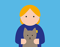 Cats Protection Portal Icons