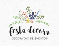 Branding | Festa Decora