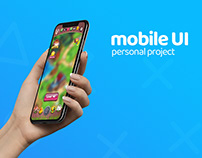 UI MOBILE - Personal training project