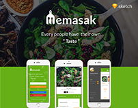 Memasak iOS Iphone App