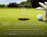 Progettazione sito personale.