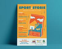 SPORTèSTORIE - Event Illustration