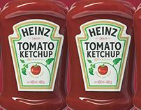 Heinz Tomato Ketchup Outdoor