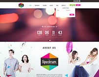 Spectrum Web Design