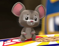 Squeaker the Mouse