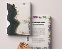 Book Design | Waves of Summer