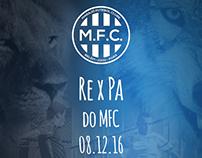 Artes RExPA do MFC em 2016