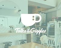 Logo / Branding for Talks & Giggles