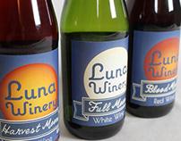 Luna Winery-Packaging