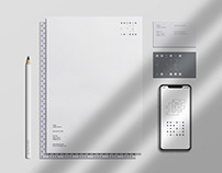 Grey Area Studio - Brand Identity