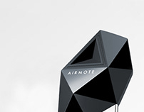 AIRMOTE / The Smart Keychain