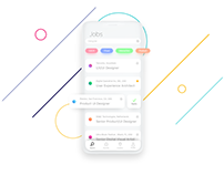 Daily UI - Day 050 - Job Listing