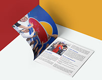 Southwest Airlines Concept Annual Report