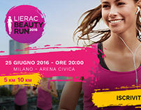 Campagna Lierac Beauty Run
