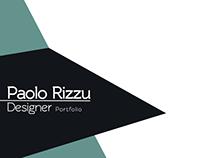 Paolo Rizzu Fashion designer portfolio  2016