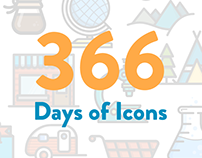 366 Days of Icons