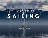 The Basics Of Sailing - Ryan Vinco