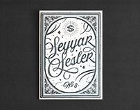 Seyyar Sesler 8 Fanzine