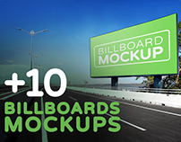 Billboards Mockups Vol.3