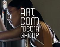 ARTCOM Media Web Site