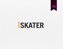 iSKATER // App Design