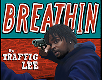 Traffic Lee - Digital Illustrations