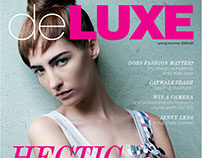 De luxe cover