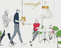 Paula Sanz Caballero for Crown Gifts