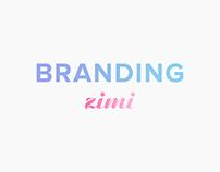 Zimi - Branding Concept