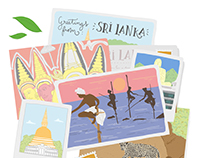 Sri Lanka for TripScaper