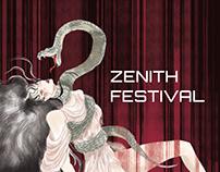 Zenith– EDM Festival Posters (In Progress)