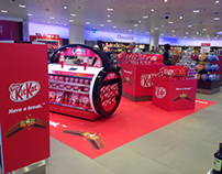 Kit Kat Duty Free Collection