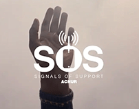 Signals of Support By ACNUR