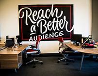 Digital Branding Startup Office