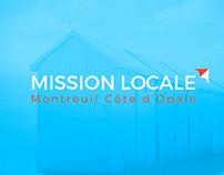 Mission Locale Montreuil Côte d'Opale