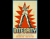 IRS Integrity Poster