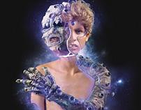 Novena Apoteósica: Diseño de afiche