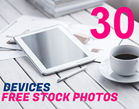 30+ Breathtaking Free Stock Photos of Different Devices