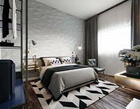 Hotel Interior Design CGI & UE4 Animation