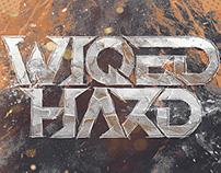 WIQEDHARD Logo + Poster