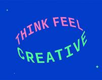 Think Feel Creative