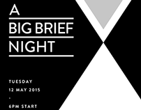 A Big Brief Night