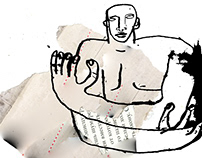 illustration for editorial