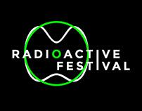 Radioactive Festival Branding