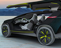 Renault Odyssee Concept